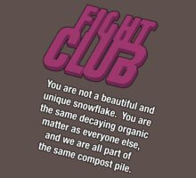 Fight Club by bookalicious
