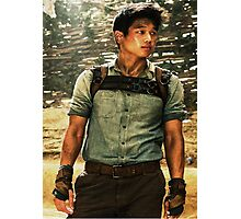 The Maze Runner - Minho Photographic Print