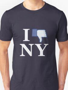 I Unlike NY - I Love NY - New York T-Shirt