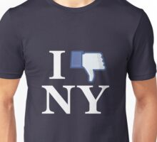 I Unlike NY - I Love NY - New York Unisex T-Shirt