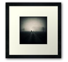 Ghosts That We Knew Framed Print