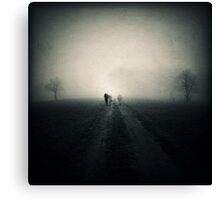 Ghosts That We Knew Canvas Print