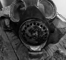 Mask 1 by Louise Delahunty