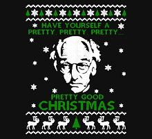 LARRY DAVID PRETTY GOOD CHRISTMAS UGLY SWEATER T-Shirt