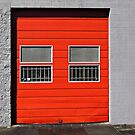 Orange Door © by Ethna Gillespie