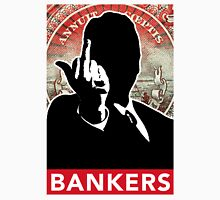 BANKERS - Giving You The Finger Unisex T-Shirt