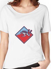 Scuba Diver Diving Retro Women's Relaxed Fit T-Shirt