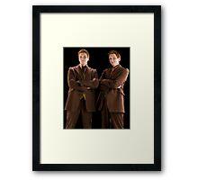 The Weasley Twins Framed Print