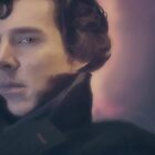 Sherlock Holmes. by soapyburps