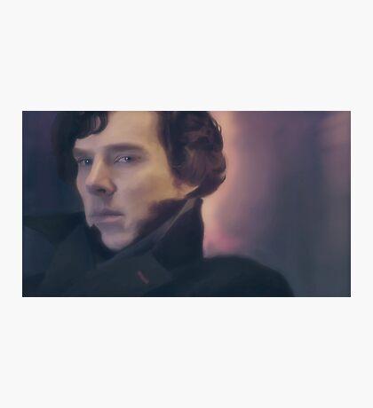 Sherlock Holmes. Photographic Print