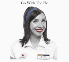 Flo Go With The Flo   by david michael  schmidt