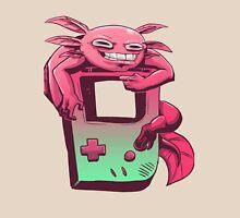 Axolotl Game Boy Unisex T-Shirt