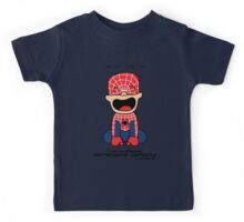 I am not clingy, I am... Spider-baby! Kids Tee