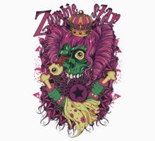 LSD Zombie by tshirt-factory