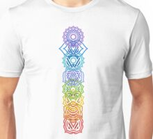 Your Inner Chakras Unisex T-Shirt