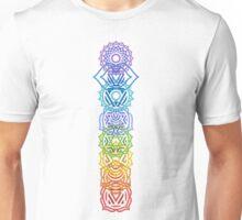 Your Inner Chakras Unisex T-Shirt