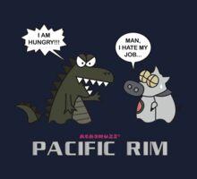 Pacific Rim - RoboKINO vs Godzilla Kids Clothes