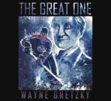 The Great One - Wayne Gretzky by uberdoodles