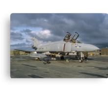 Phantom FGR.2 XV426/Q of 23 Sqn  Canvas Print