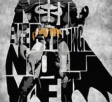 Batman - The Dark Knight by A. TW