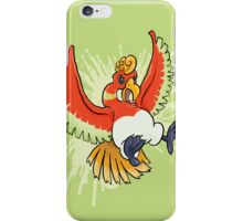 Fire Bird Case iPhone Case/Skin
