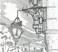 lamp at museu do traje by terezadelpilar~ art & architecture