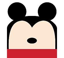 Hi-Ya Pal -Mickey Photographic Print