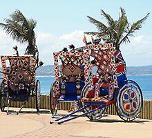 Durban Taxis by DRWilliams