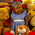 Vintage Dolls and Bears by wallarooimages