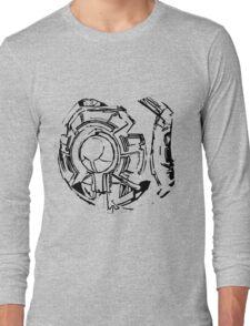 343 Guilty spark halo t shirt Long Sleeve T-Shirt