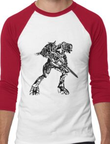 Arbiter Halo t shirt Men's Baseball ¾ T-Shirt