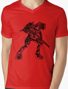 Arbiter Halo t shirt Mens V-Neck T-Shirt