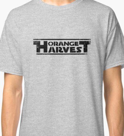 ORANGE HARVEST (DISTRESSED) Classic T-Shirt