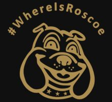 #WhereIsRoscoe (Lotus Gold) by Tom Clancy