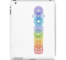 Your Inner Chakras iPad Case/Skin