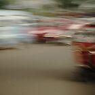 jakarta traffic by wellman