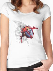 Cybernoid Women's Fitted Scoop T-Shirt