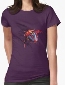 Cybernoid Womens Fitted T-Shirt