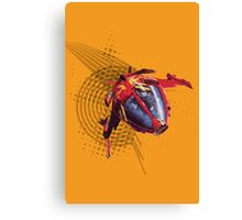 Cybernoid Canvas Print