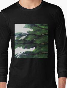 it's a green world Long Sleeve T-Shirt