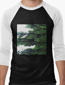 it's a green world Men's Baseball ¾ T-Shirt