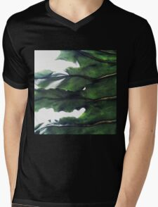 it's a green world Mens V-Neck T-Shirt