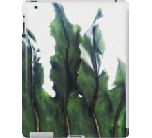 it's a green world iPad Case/Skin
