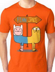 Finn & Jake- CatDog Unisex T-Shirt