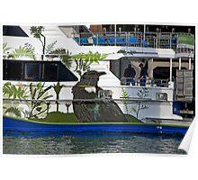 Kiwi Cruise Poster