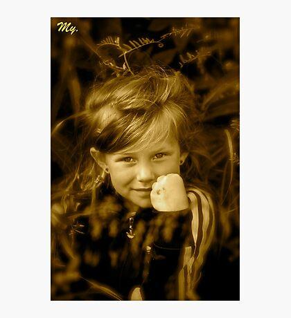 Childhood dreams  . Sweden. 2013, Lappland. by Andrzej Goszcz. Kraków. (PL). Photographic Print