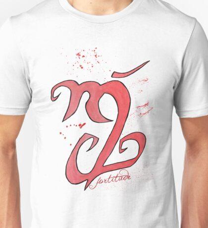 fortitude. #clary's runes Unisex T-Shirt
