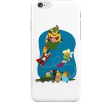 Despicable Pan  iPhone Case/Skin