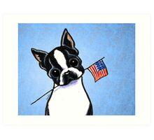 Boston in America Art Print