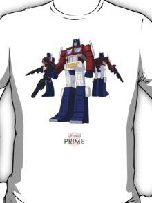 Optimus Prime - (colour) - light T-shirt  T-Shirt